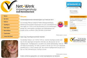 Net-Werk Vrijwilligershulp